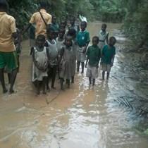 SAVE THE CHILDREN (Central Region, Ghana)