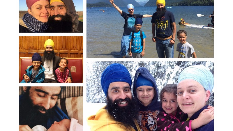 Help raise £270000 to help and support the family of Bhai Jagraj Singh -  who recently lost his battle with cancer.