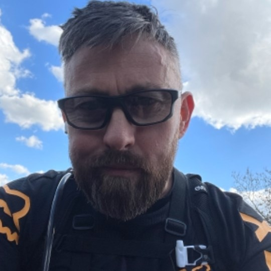 Hutch's Cycle 100 mile in May for Prostate Cancer