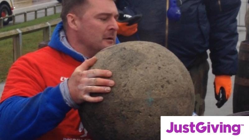 Crowdfunding to send disabled strongman Tony Butcher to worlds