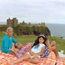 Rajendra Regmi & family, Aberdeen, UK