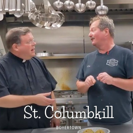 St Columbkill Parish, Boyertown