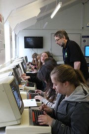 More Programming at TNMOC