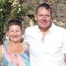 Lesley and Paul Keeton