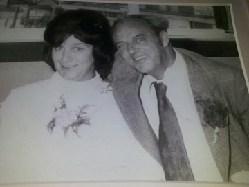 Mum and Dad in the early years