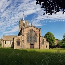 St Mary's Church Wirksworth