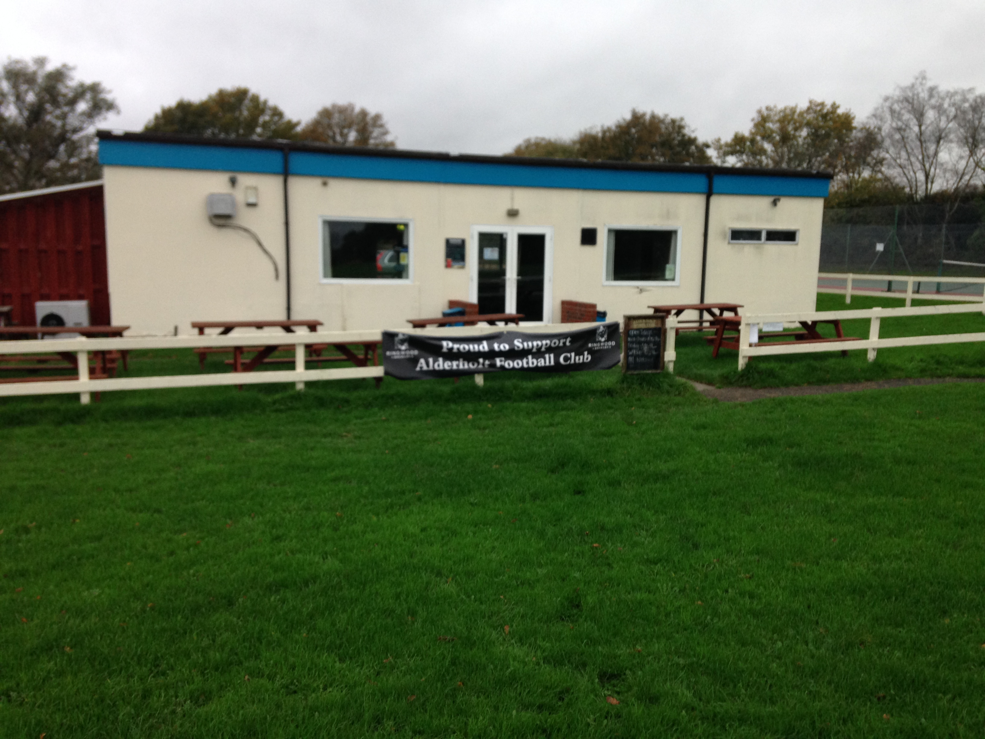 Crowdfunding to Refurbish Alderholt Sports & Social Club on