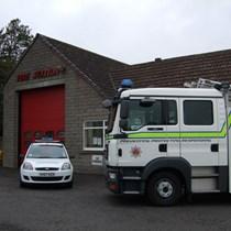 Maud Fire Station