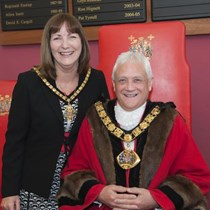 Mayor of Halton