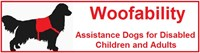 Woofability Assistance Dogs