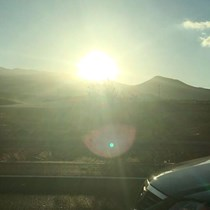 Edward - The Canary - The Long Walk, Gran Canaria - TheLongWalk.es