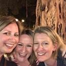 Lyn Paterson, Caryn Kerr and Sheila Robertson