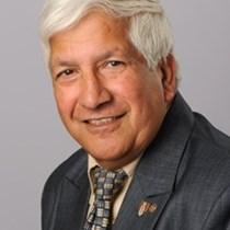 Watford Borough Council Chairman Rabi Martins