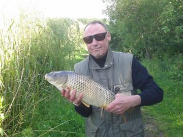 Geoff loved Fishing !