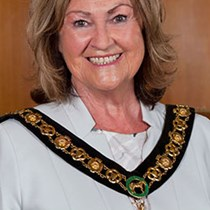 Cllr Christine Ward