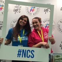 Danielle & Jo NCS Cornwall Team