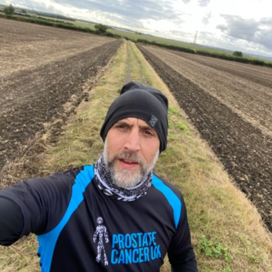 James Carney's RTM 50 miles in October
