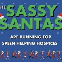 Katherine Matthews and the Sassy Santas