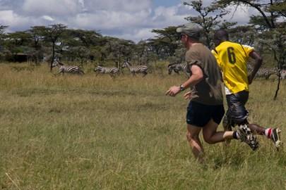 Training in Kenya April 2013