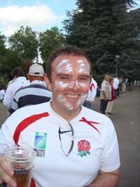 England v Samoa, Nantes, RWC 2007