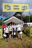 At the start - able to stand and no mud!