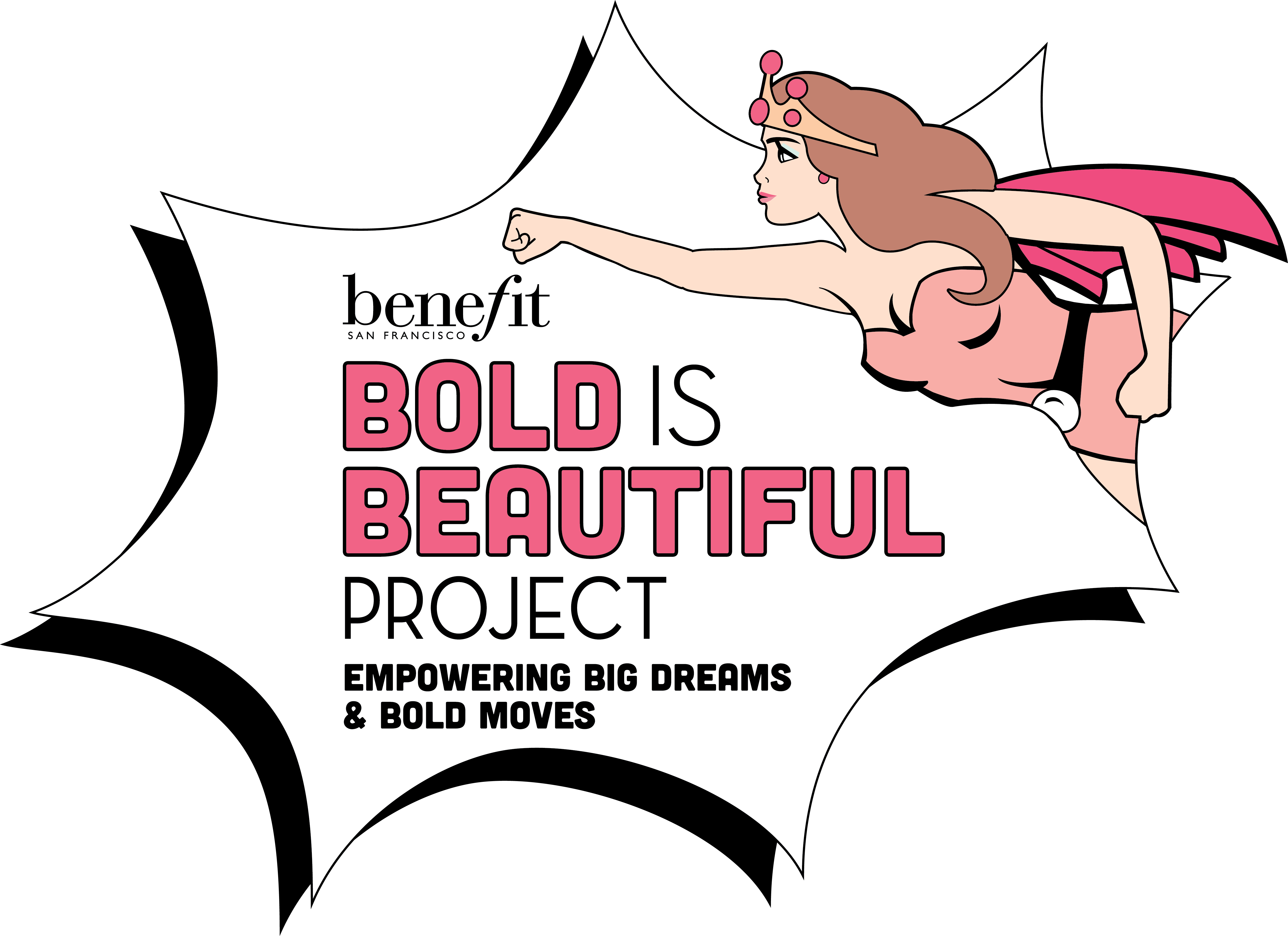 Benefit Cosmetics is fundraising for Look Good...Feel Better Benefit Cosmetics Logo