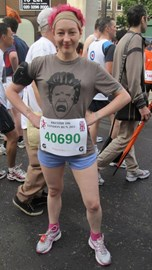 from the ASICS 10k 2011