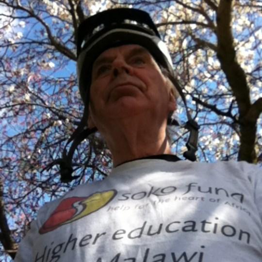 Brian Kerr-veteran SOKOCYCLIST rides again