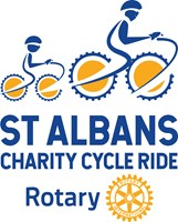 SACCR -The Rotary clubs of St Albans Charity Cycle Ride