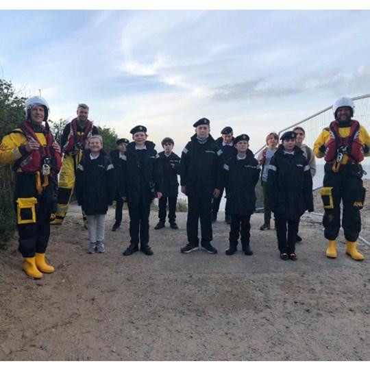 Wells-Next-The-Sea Junior Sea Cadets
