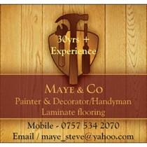 Steven Maye