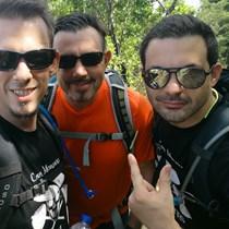 Mark, Nick & Mark