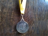 Medal for completion
