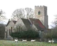 St Andrew's Church, Thursford