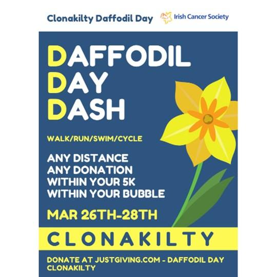 Clonakilty Daffodil Day