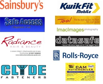 Our corporate sponsors THANK YOU ALL