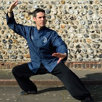 Jan the Tai Chi Man