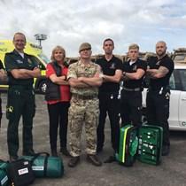 Rutland & Leicestershire Army Responders