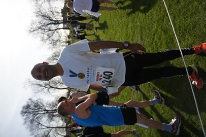 Leicester Big 10K - Finished in 46 mins