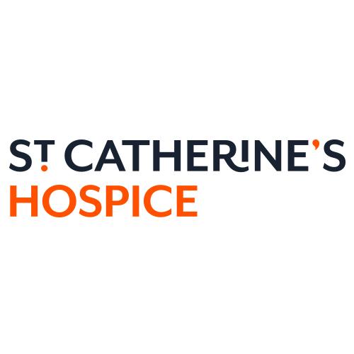 Logo for St Catherine?s Hospice (Crawley)