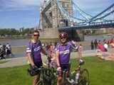 Job done! 460 miles complete :)