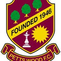 Meryl Clarke, Petts Wood Football Club