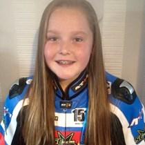 Chloe Jones racing