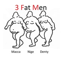 3 Fat Men