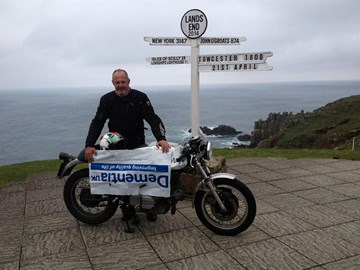 Land's End - thanks for all the Australian Donations