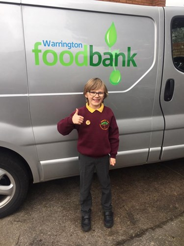 Crowdfunding To Supply Warrington Food Bank With Easter Eggs