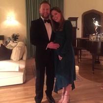 Giles & Phoebe Barrett