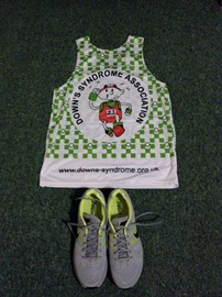 The Running Vest For the Big Day