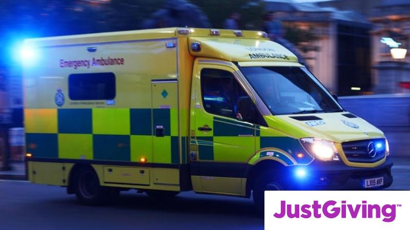 Help raise £40000 to make essential home adaptations including a wet room, new porch, wheelchair ramp and lift for our paramedic colleague and friend Lesley