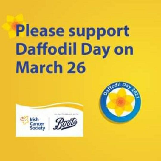 Yoga4all Daffodil Day fundraiser